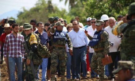 Confirma gobernador cuatro muertos en Guerrero