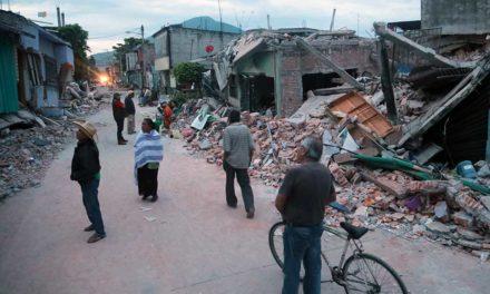 Tras sismo, Jojutla parece 'una zona de guerra': afectado