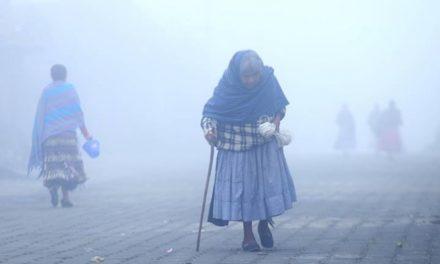 Pronostican frío, viento y lluvias en México