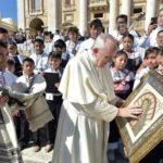 El papa Francisco envía mensaje de aliento a México