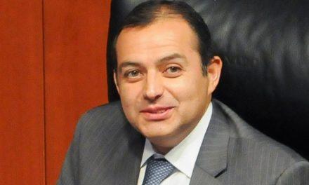 Cordero, jefe del Senado; PRI, PVEM, PRD y PT lo respaldan