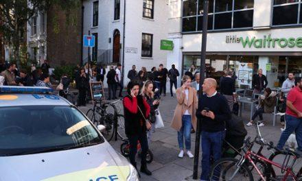 No hay mexicanos afectados por atentado en Londres: embajada