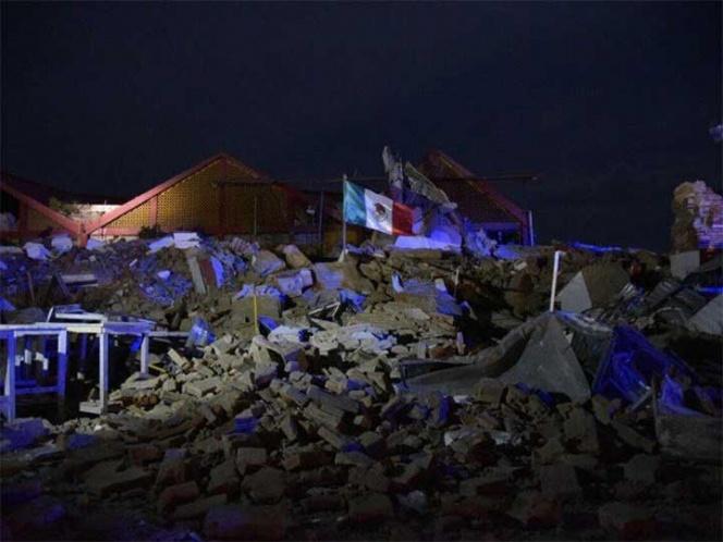 Mandatarios, ministros y embajadores manifiestan apoyo a México tras sismo