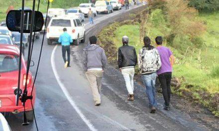 Accidente en la Xalapa-Perote, deja un muerto y un herido