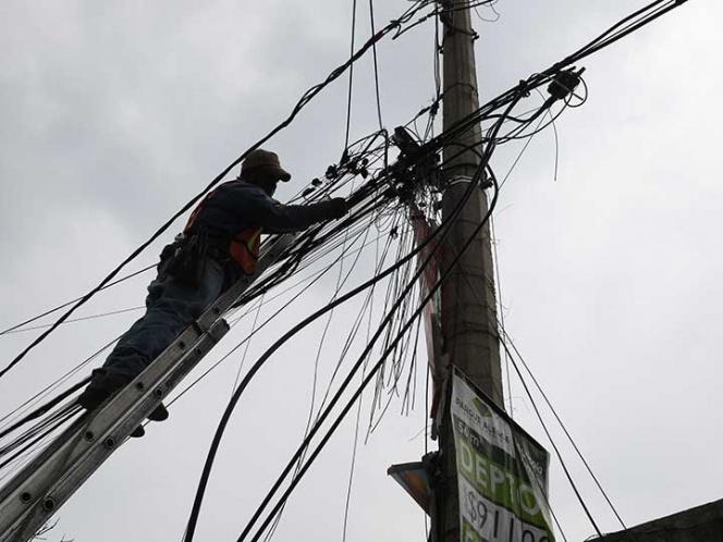 Sismo deja sin energía eléctrica a 3.8 millones de personas