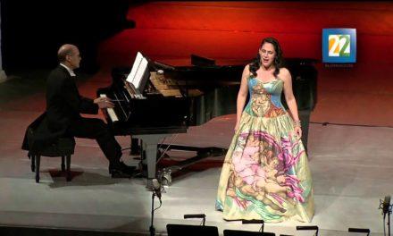 Celebrará la soprano veracruzana su 30 aniversario en Bellas Artes