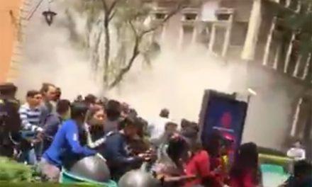 Tec de Monterrey confirma 5 muertos tras sismo