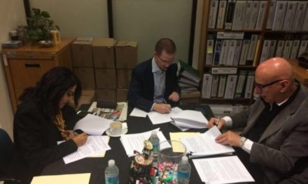 PAN, PRD y MC registran Frente Amplio ante el INE