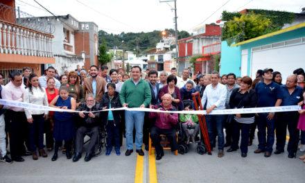 Más obra pública, cuando se utilizan los recursos de manera honesta: Américo Zúñiga