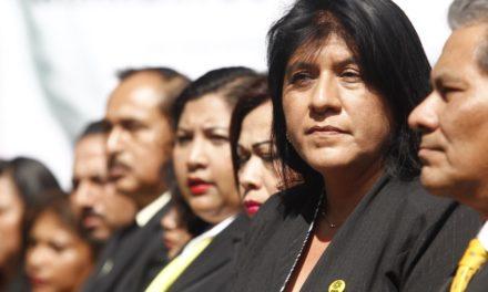 Podría someterse a votación permanencia en el cargo de Sergio Hernández: Copete Zapot