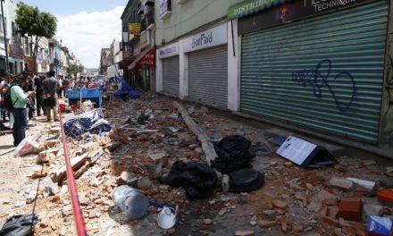 Dona Estados Unidos 100 mil dólares a Cruz Roja Mexicana para damnificados por sismo