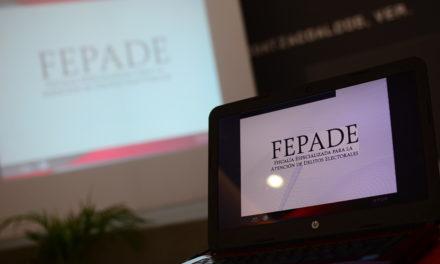 Mantiene Fepade 58 investigaciones del pasado proceso electoral