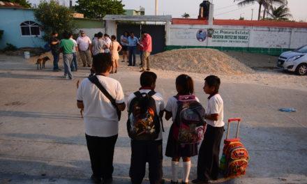 Realizarán en Veracruz simulacros en escuelas a partir de la próxima semana