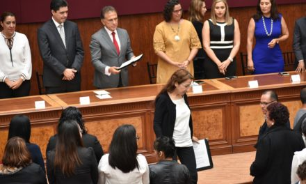 Entrega Gobernador nombramientos a consejeras del Instituto Veracruzano de las Mujeres (IVM)