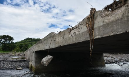 Rutas de evacuación del PERE, destrozadas; en caso de contingencia en Laguna Verde habitantes no podrán salir