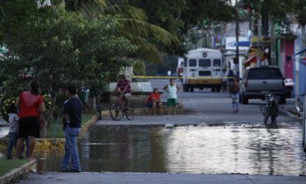 Con afectaciones 250 personas que viven en la ribera del Río Jamapa