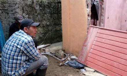 En Coatzacoalcos, apoyo para afectados por sismo nunca llegó