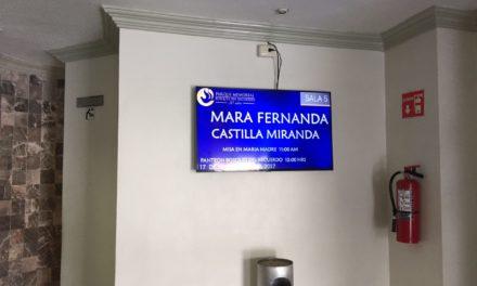 """""""Siempre te recordaré con tu gran sonrisa"""": Amigos velan a Mara Fernanda"""
