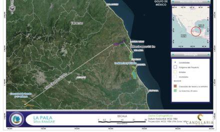 Desconoce Sedema existencia de más proyectos mineros de Candelaria Mining en Alto Lucero y Actopan