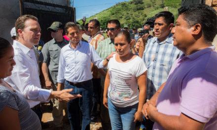 Contabilizan 300 mil damnificados en Oaxaca y Chiapas por sismo