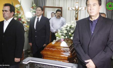 Priistas velan a compañero y amigo Juan Nicolás Callejas Arroyo