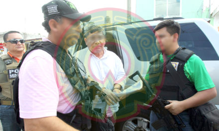 Por el delito de desaparición forzada, detienen al ex director del Centro de Readaptación y Reinserción Social