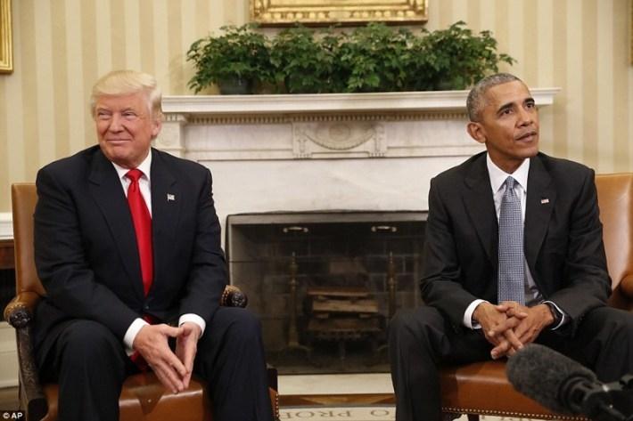 Revela CNN contenido de la carta que le dejó Obama a Trump al dejar la presidencia