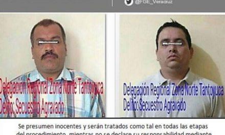 Aprehenden a probables secuestradores de docente y alumno, en Tantoyuca