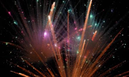 Pese a lluvia, la clausura del #SoyFestival se llevó a cabo; fuegos artificiales volvieron a iluminar el cielo de Xalapa