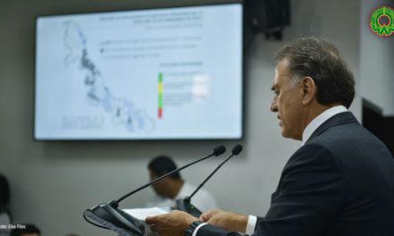 Se destinarán 100 mdp para rehabilitación de escuelas y hospitales tras sismo