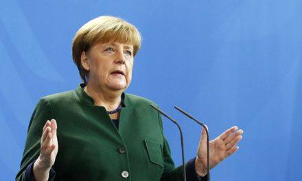 Angela Merkel, reelecta por cuarta ocasión para gobernar Alemania