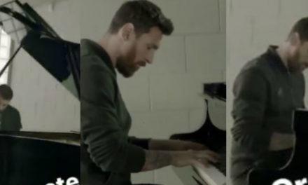 VIDEO: ¿Messi tocando el piano?… es real o se trata de un montaje