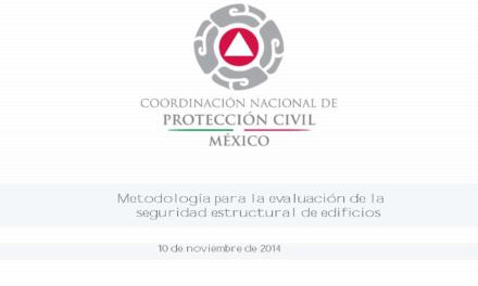 CENAPRED circula la guía de Evaluación Estructural