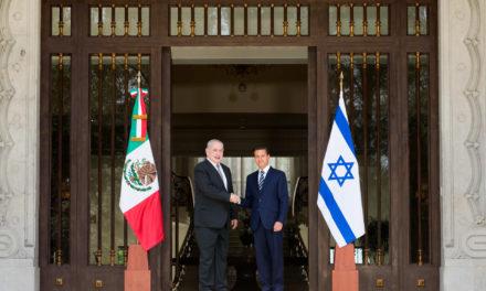 México e Israel trabajarán en ciberseguridad y fortalecerán acuerdo de libre comercio