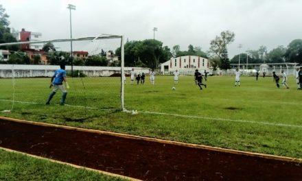 Chileros XL Xalapa empata ante Puebla SAI, en el inicio de la liga de la tercera división