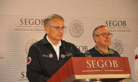 Buscar sobrevivientes, la máxima prioridad Protección Civil