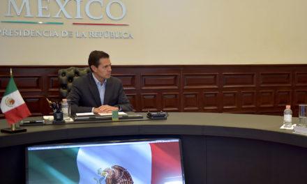 Ofrecerá Peña mensaje a la nación por Quinto Informe