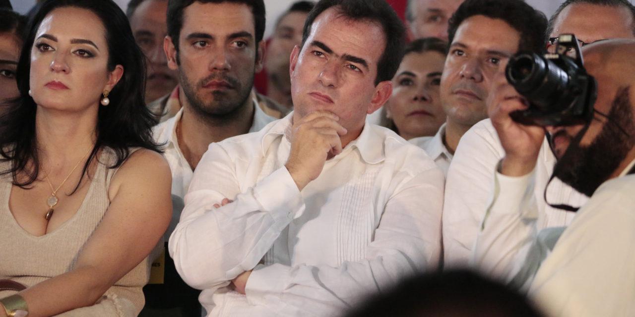 Dice Pepe Yunes que división interna del PAN no les beneficia