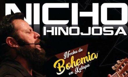 Cancela Ayuntamiento presentación de Nicho Hinojosa en el IMAC… pero no avisó