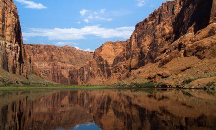 Para administrar el agua del río Colorado, México y EUA firman acuerdo