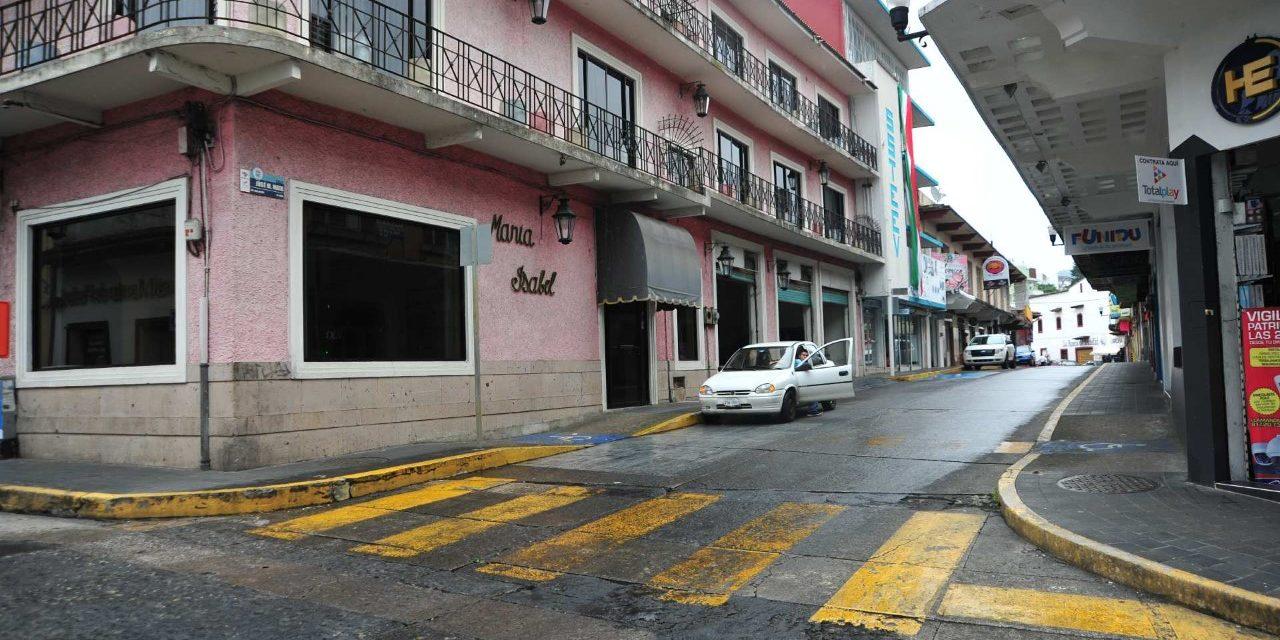 A partir de este lunes se cerrará Xalapeños Ilustres en el tramo de Insurgentes a Carrillo Puerto