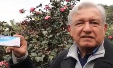 "Video de AMLO y su ""amlodipino"" causa sensación en Internet"
