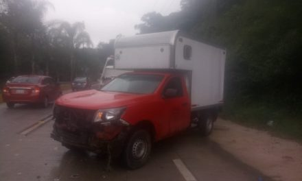 Accidente sobre la carretera Xalapa-Coatepec