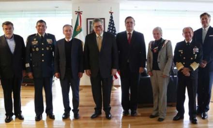 México y EE.UU. van contra tráfico de armas
