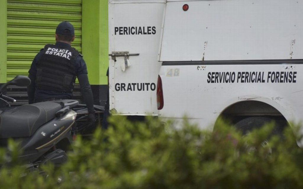 Esta mañana, una persona falleció en la calle Fray Andrés de Olmos de la Colonia Rafael Lucio, debido a una congestión alcohólica