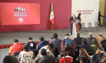 Qué dijo AMLO en la conferencia de este 17 de enero?