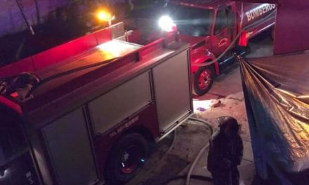 Video:Atienden Bomberos de Coatepec 2 incendios en Tuzamapan