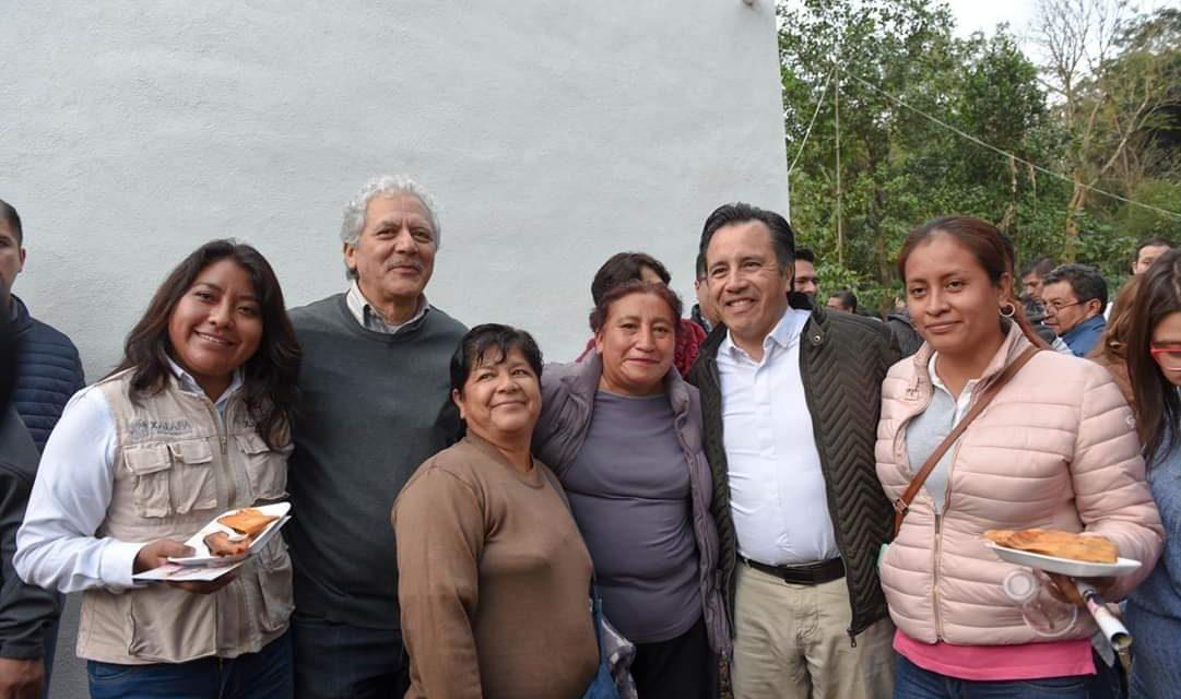 ENTREGAN AYUNTAMIENTO Y GOBIERNO DEL ESTADO CASAS EN CHILTOYAC