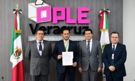 """Se registra """"Todos por Veracruz"""" para ser partido político"""