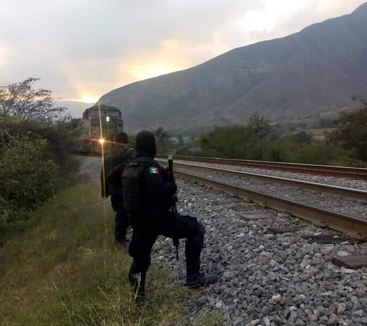 Frustra IPAX Orizaba robo a tren